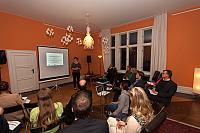 Präsentation des Projektes Kulturpaten