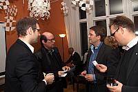 Berliner Wirtschaftsjunioren im Rohrstock-Salon