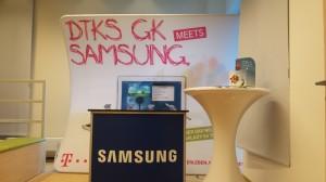Samsung Promotion für die DTKS