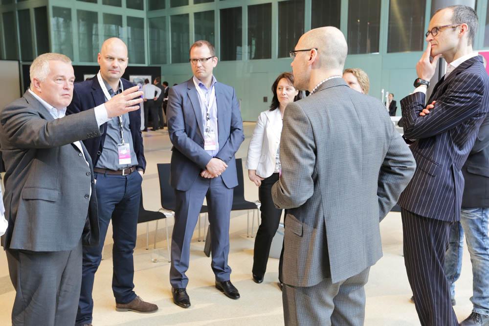 Zeitgemäßes Eventformat- Telekom Sales Symposium