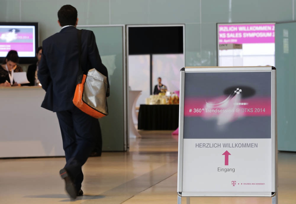 Deutsche Telekom Sales Symposium 2014