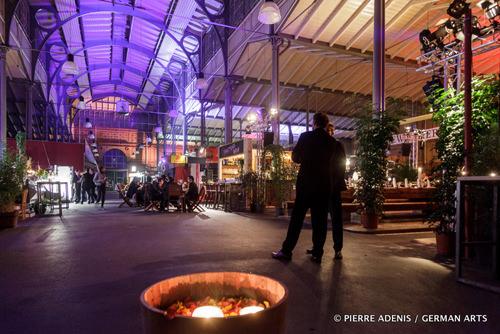 Arminius-Markthalle beim Event