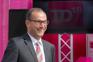 Roadshow- Bruno Jacobfeuerborn, Geschäftsführer Technik Telekom Deutschland