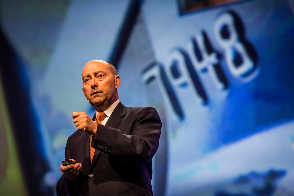 Internationale Kongressveranstaltung-Keynote Speaker Admiral James Stavridis