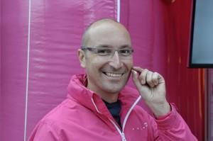 Gamification- Moderator Holger Hartmann, Vertriebstrainer der Telekom