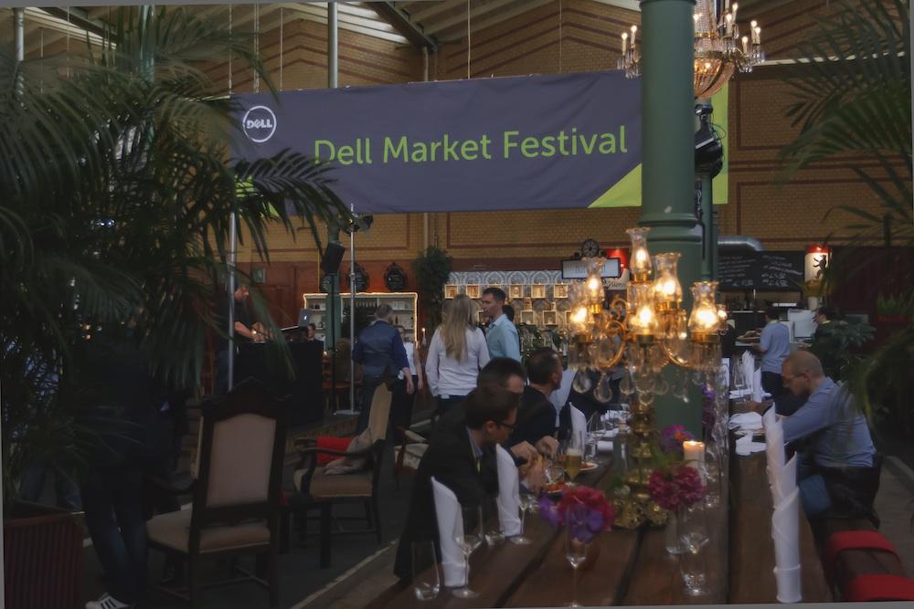 Dell Market Festival