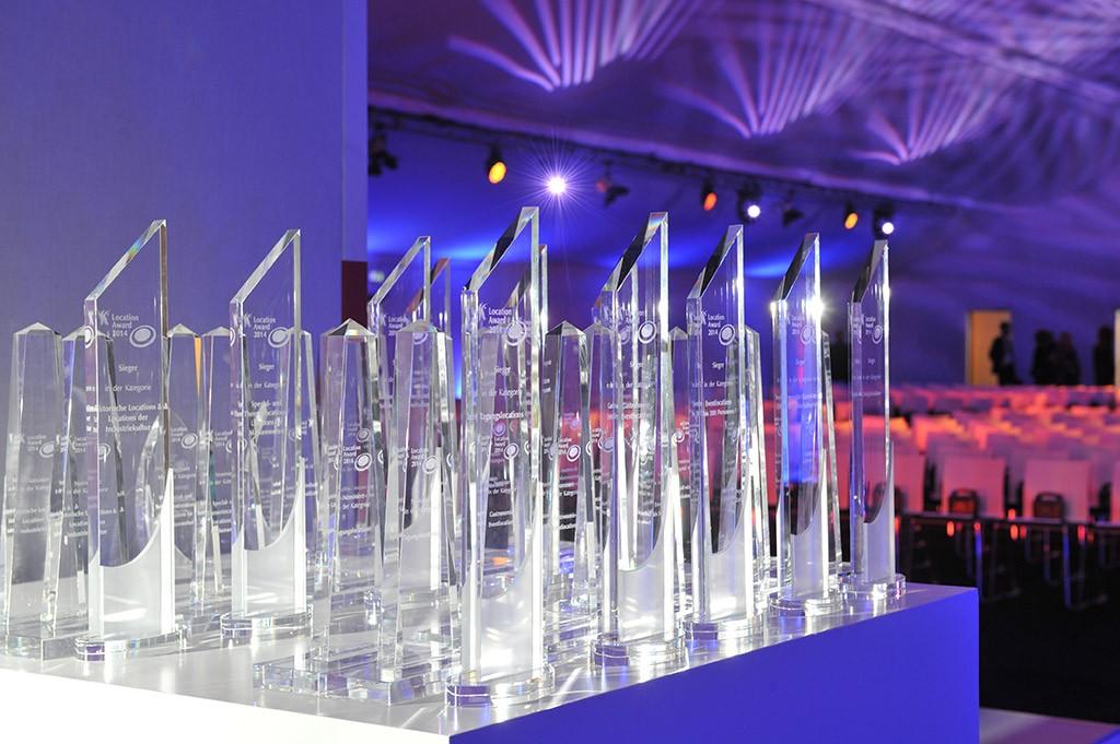 Location Award-Die Preise