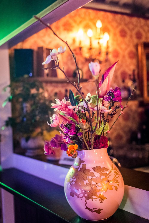 Blumen begleiten Emotionen